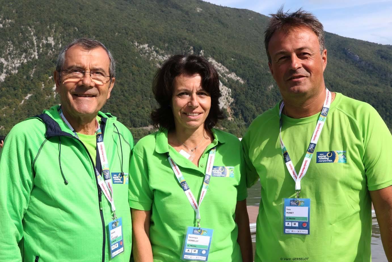 Le Panathlon GA aux CM d'Aviron 2015